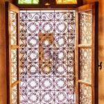 Arabiskt fönster